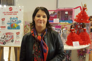 Elisabeth Moet est la nouvelle directrice du marketing de Mattel France et Belgique.