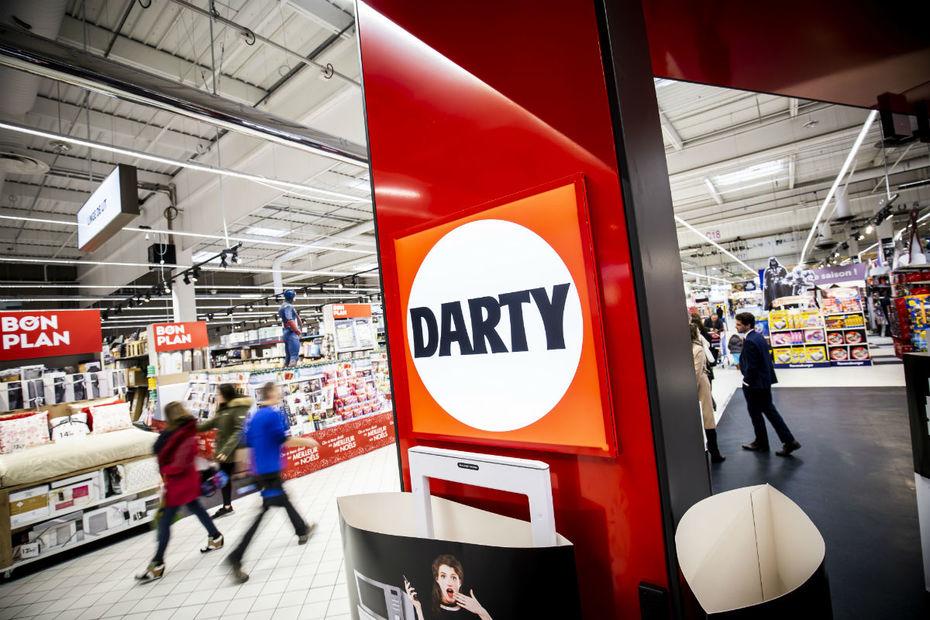 Darty Fait Son Entrée Chez Carrefour