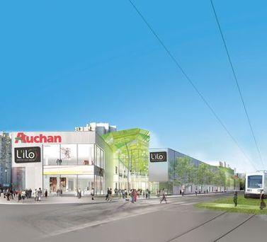 urbanisme commercial 30 projets d 39 ici. Black Bedroom Furniture Sets. Home Design Ideas