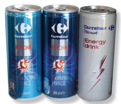 Carrefour Energy Drink