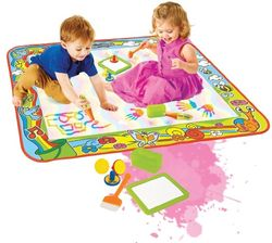 maxi tapis aquadoodle couleurs de tomy. Black Bedroom Furniture Sets. Home Design Ideas