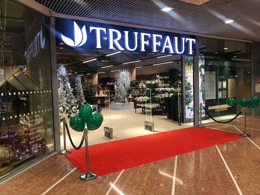 Truffaut ouvre un troisième magasin urbain à...