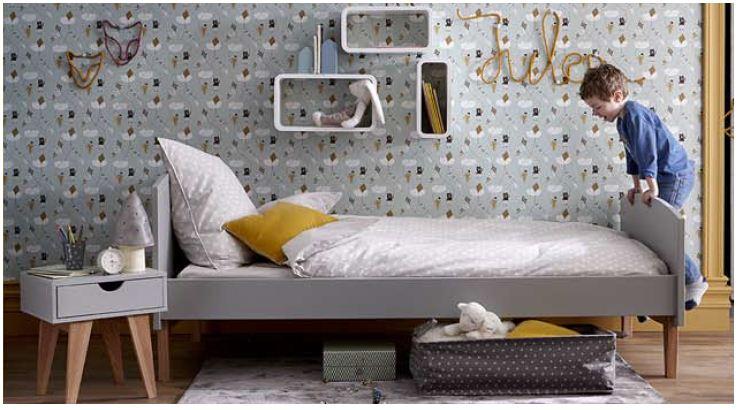 a503faaa1f219 Cyrillus lance sa première collection de meubles pour enfant.
