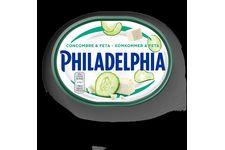 Philadelphia Concombre & Feta 185 G