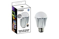 Ampoule Led Connectée Multicolore de Lumisky