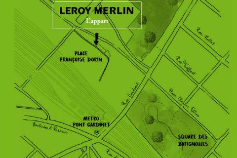7b829acf4db0a Le magasin Leroy Merlin l Appart ouvrira à Paris le 22 janvier ...