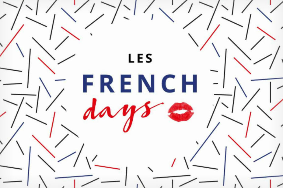 Les French Days 2019 se tiendront du 26 avril au 1er mai.