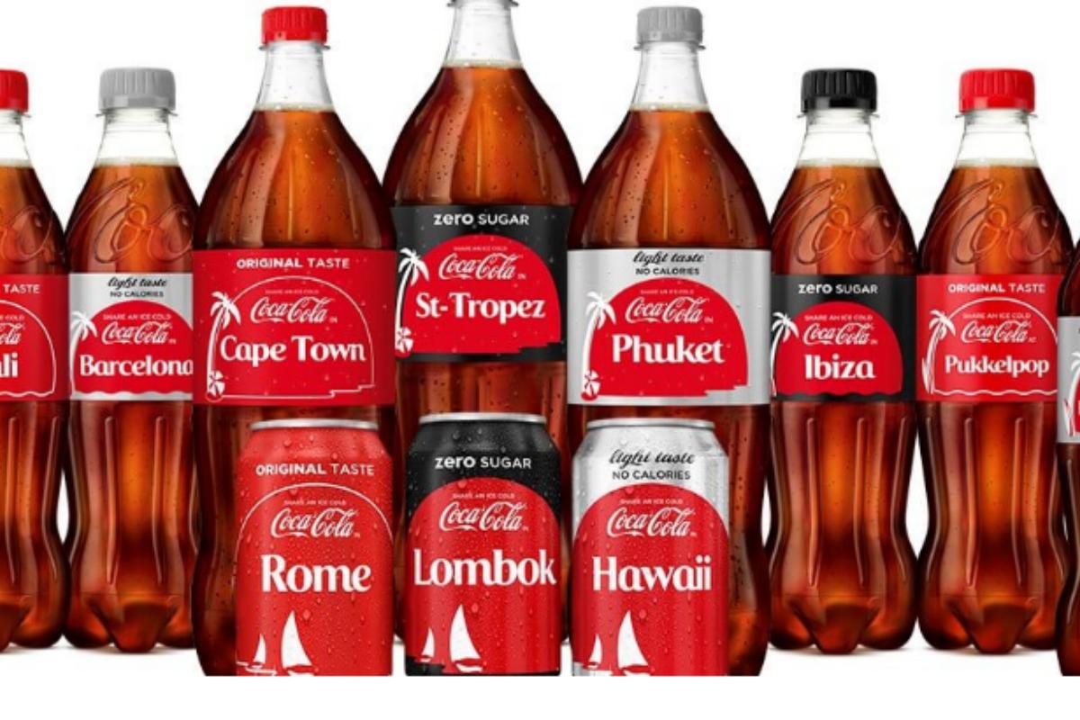 quatre promotions chez coca