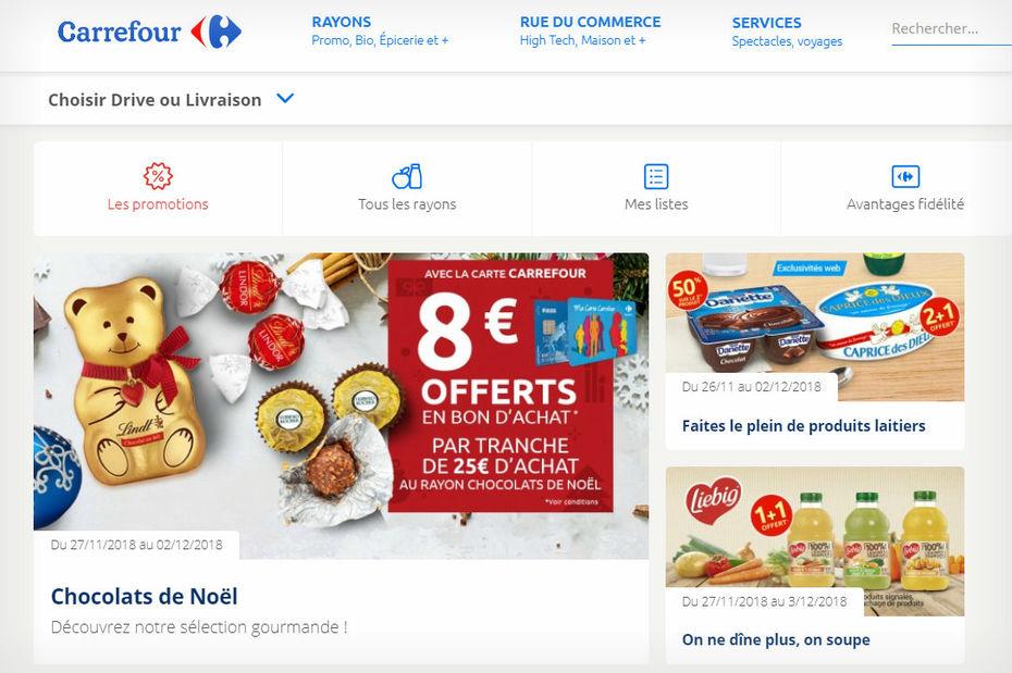 Carte Carrefour Date Limite.Carrefour Et Shipup Traquer Le Colis Pour Enquaªtes