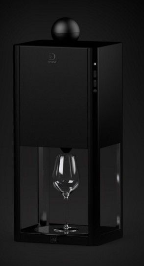 la machine de d gustation de vin au verre d vine de 10 vins de 10 vins. Black Bedroom Furniture Sets. Home Design Ideas