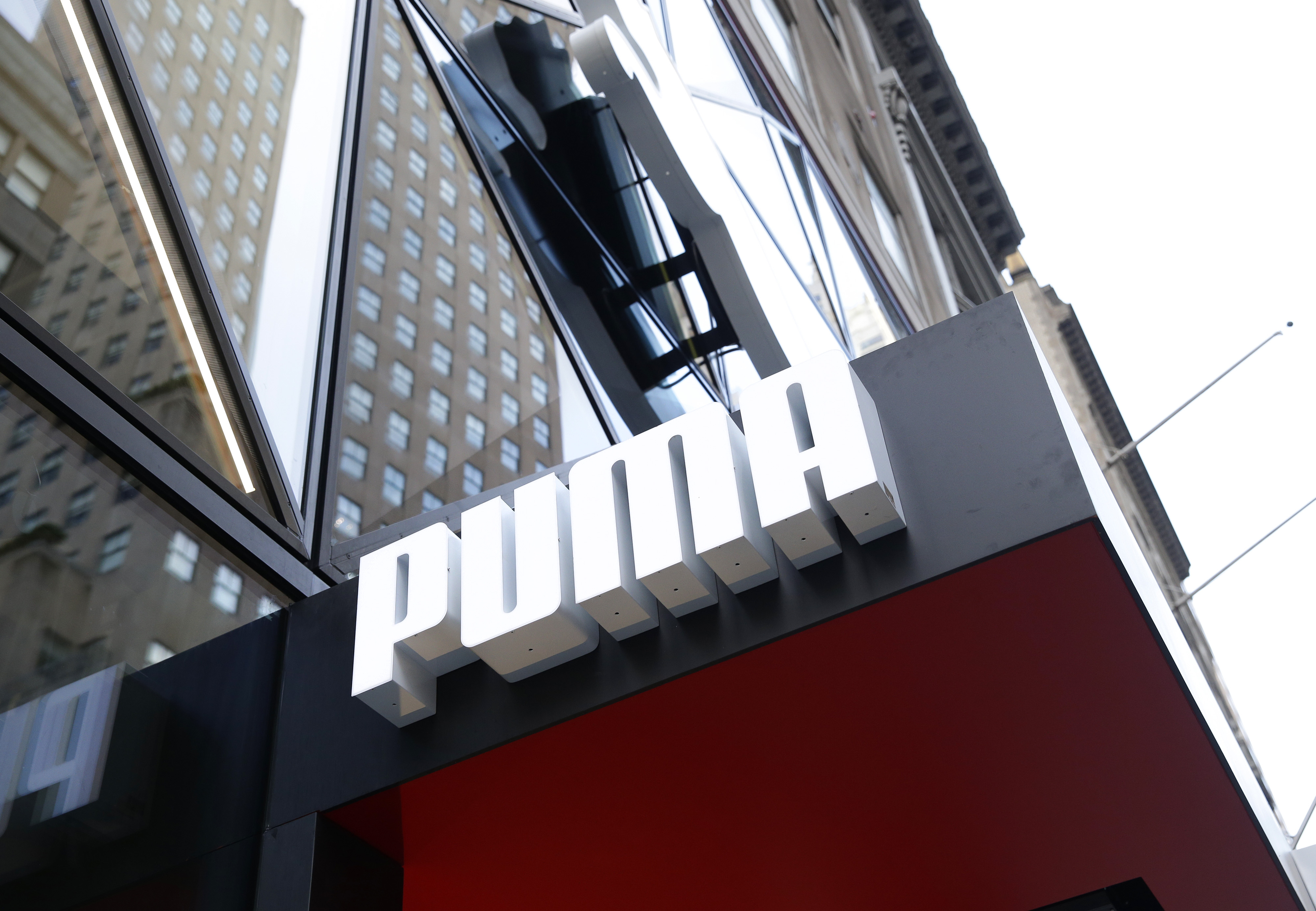 magasin puma new york