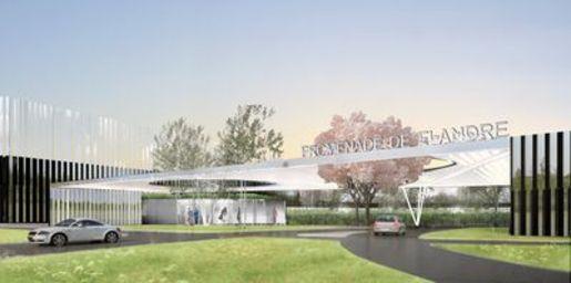 Centre commercial promenade de flandre - Liste des magasins promenade des flandres ...