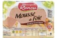 Mousse De Foie De Monique Ranou