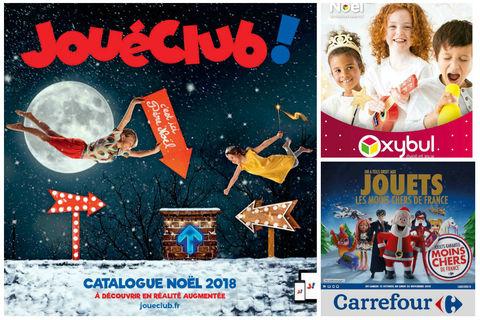 Les enseignes ont commencé à diffuser leurs catalogues de jouets,  traditionnel coup d envoi 4b3b516c0dee