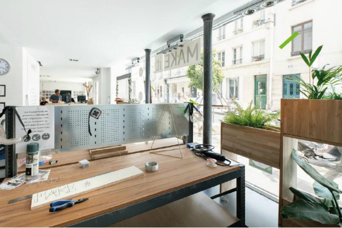 leroy merlin p rennise son concept make it. Black Bedroom Furniture Sets. Home Design Ideas