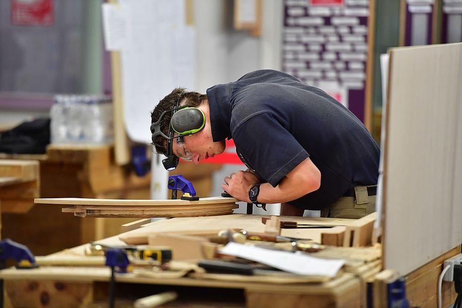 La fabrication de meubles emploie 50 000 personnes en france dont 97 en cdi