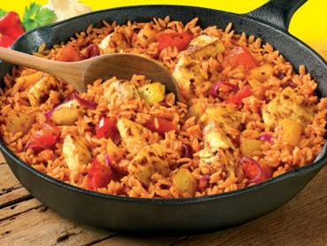 Kit pour po l e oaxaca old el passo de old el paso - Cuisine mexicaine traditionnelle ...