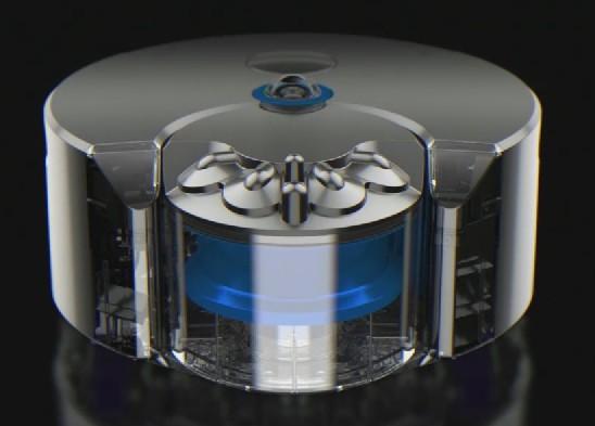 aspirateur robot 360 eye de dyson de dyson. Black Bedroom Furniture Sets. Home Design Ideas