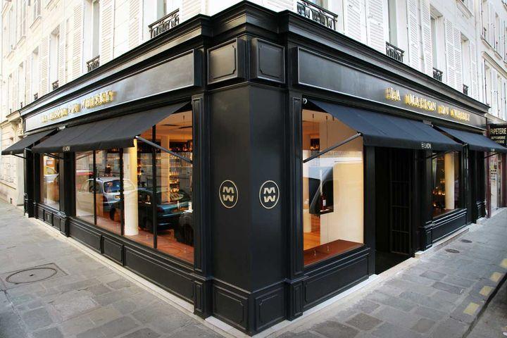 La nouvelle maison du whisky en images for Magasin d usine maison du monde