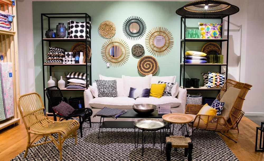 la redoute revient aux magasins physiques meubles