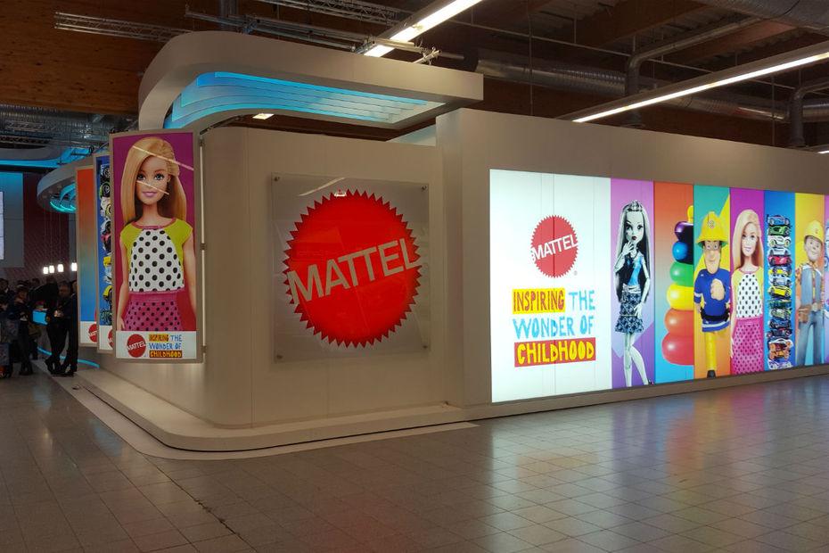 Le Sur Retour Un Podium Vise LoisirsCulture Mattel htsQCdr