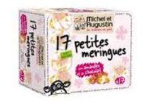 17 Petites meringues aux amandes et chocolats Michel et Augustin