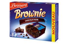 Mini Brownie Chocolat Noir de Brossard