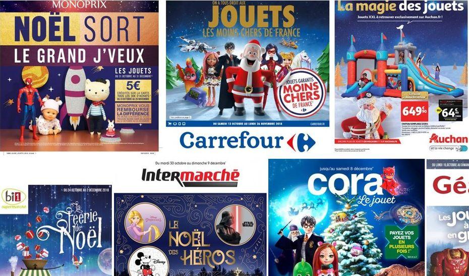 Prospectus Jouets De Noel Carrefour A Fond