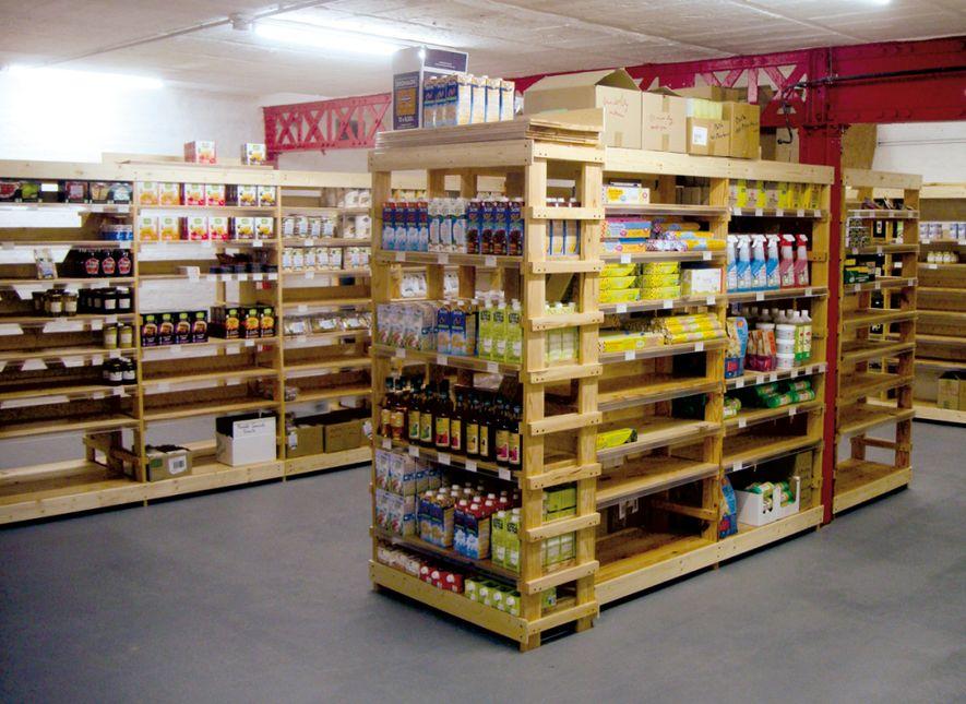 Superquinquin le premier supermarch - Supermarche ouvert autour de moi ...