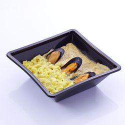 moules marini res la cr me embeurr e pommes de terreciboulette recette steven ramon de top. Black Bedroom Furniture Sets. Home Design Ideas