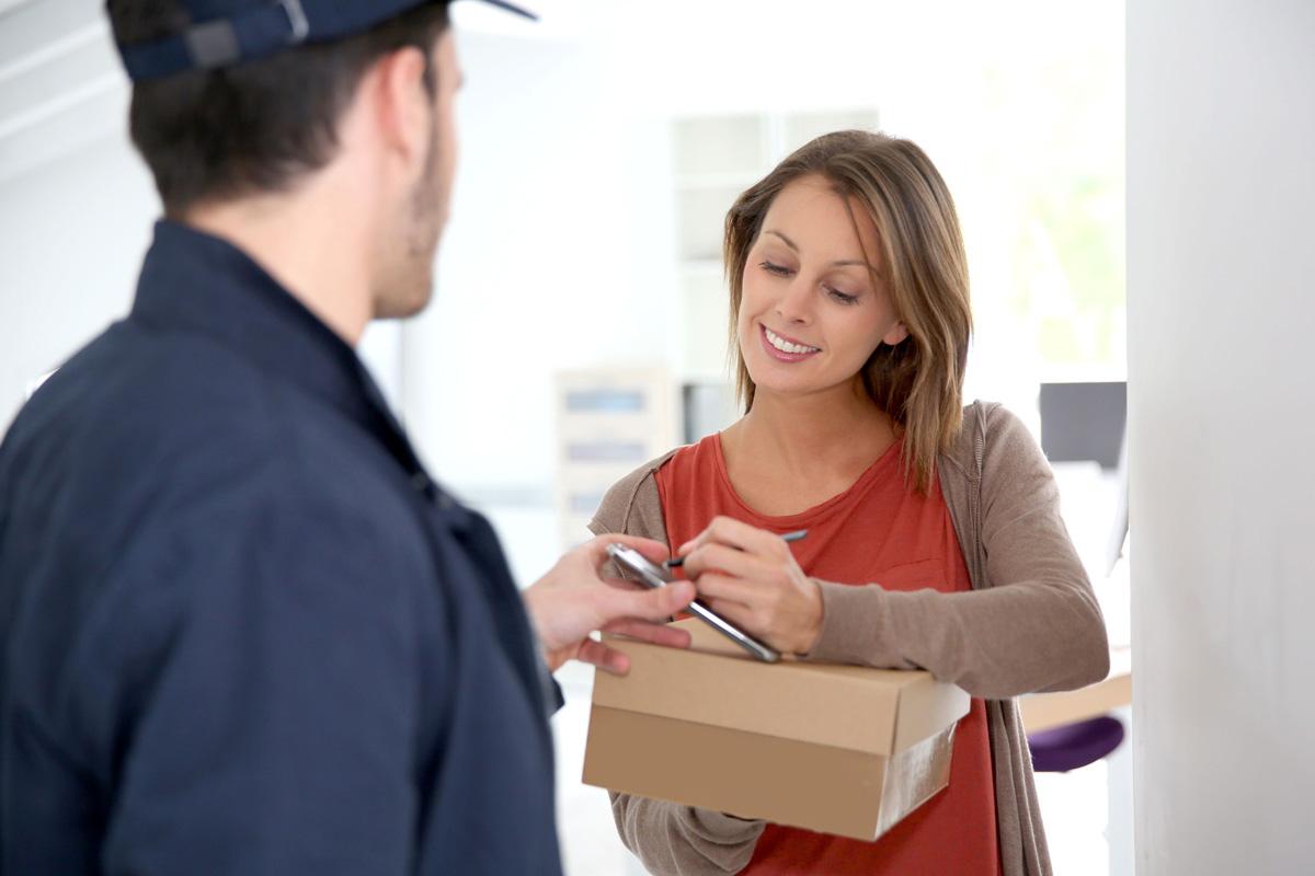 Moins d'un Français sur cinq prêt à payer pour une livraison express