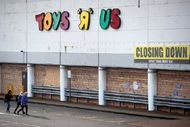 "Un Toys ""R"" Us à Coventry"