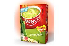 Soupe instantanée Crunchy Courgettes de Royco
