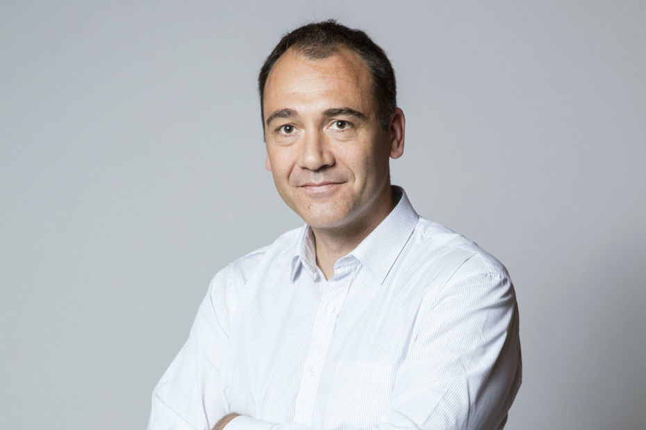 Olivier Girard, directeur d'Amazon Prime Now France