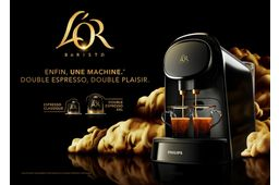 L'Or sort une nouvelle capsule XXL à l'occasion du lancement de sa machine L'Or Barista.
