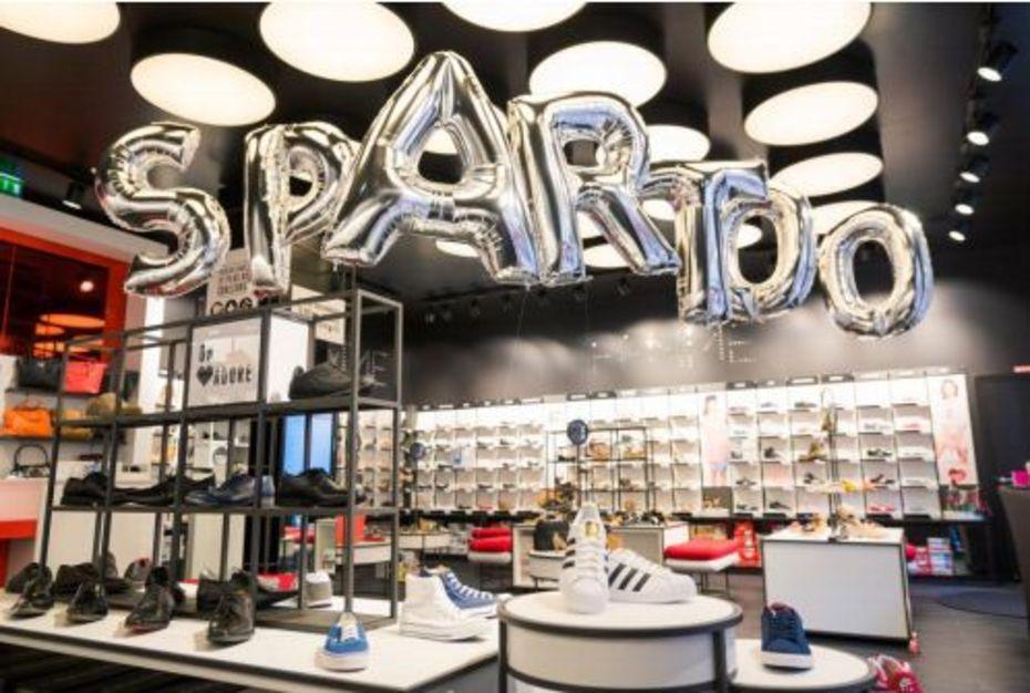 Magasin de chaussures Spartoo à Lieusaint Carre senart