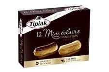 Mini Éclairs d'Exception de Tipiak