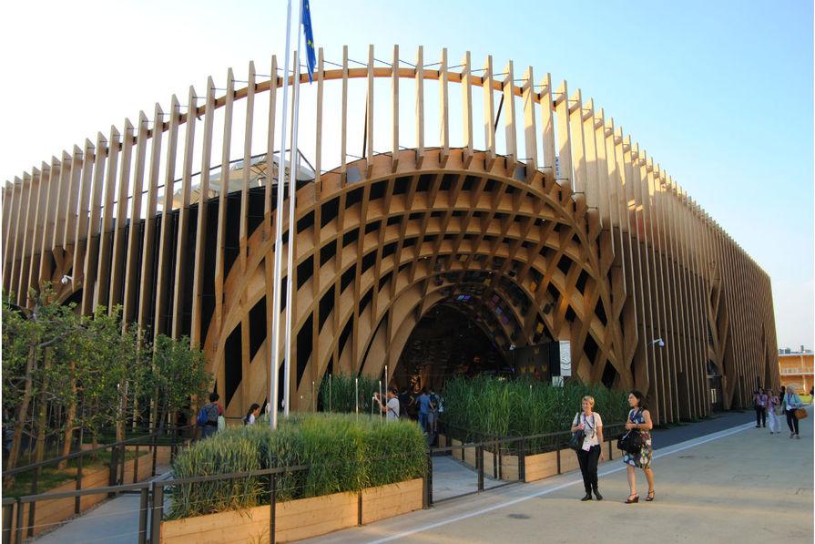 Expo Milan Les Stands : Expo milan visitez le pavillon france