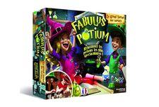 Fabulus Potium de Dujardin
