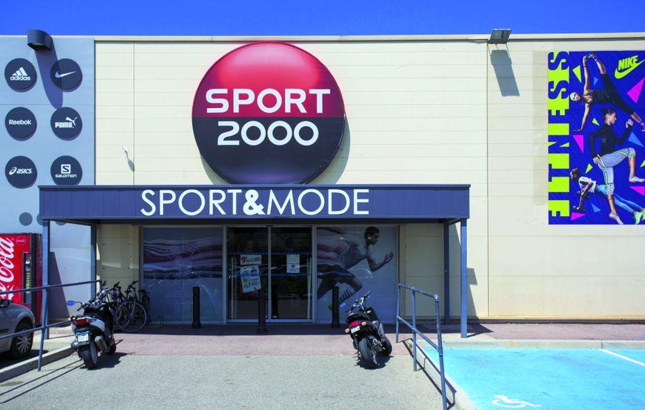 Sport 2000 : sport, mode et accessoires