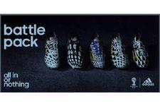 Battle Pack, la collection officielle de chaussures de football Adidas