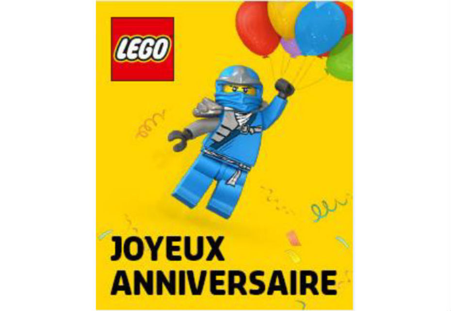 Lego Store Souffle Sa Premiere Bougie A Loisirs Culture