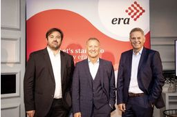 Enrique Martinez, Directeur Général de Fnac Darty, Klaus-Peter Voigt, CEO de l' « European Retail Alliance », Pieter Haas, CEO de MediaMarktSaturn Retail Group