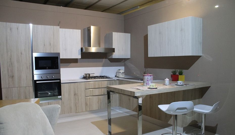 La cuisine a grandement contribué à la bonne santé du secteur du meuble