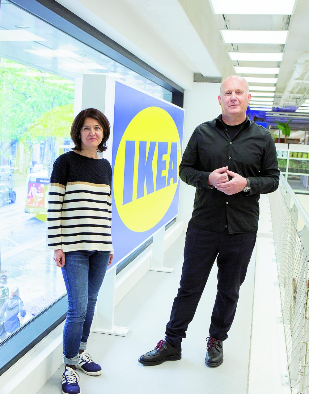 Les 10 Bonnes Idees D Ikea Madeleine Amenagement Commercial