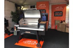 Traeger arrive en France