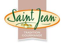 Poêlée de ravioles, saumon et courgettes grillées sauce à la crème Saint Jean