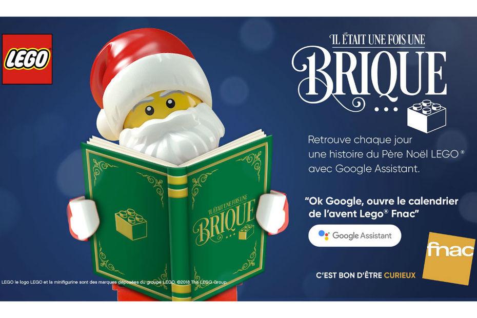 Calendrier De L Avent Histoire.Lego Et Fnac Sortent Un Calendrier De L Avent