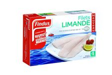 Filets de Limande de Findus