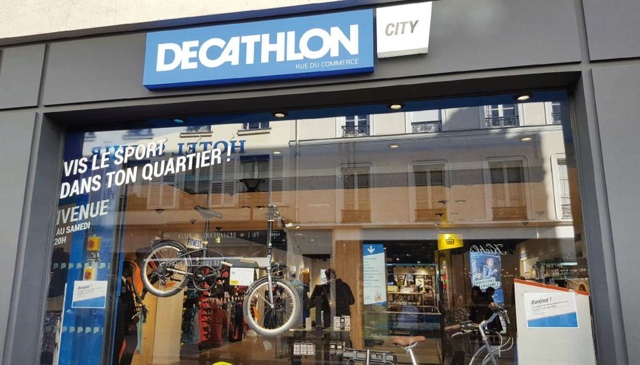 decathlon teste le magasin de quartier sport articles sportifs. Black Bedroom Furniture Sets. Home Design Ideas